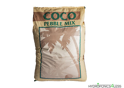 50, 25 & 10L CANNA Coco Pebble Mix 60/40 COIR CLAY HYDROPONIC GROWING MEDIA SOIL