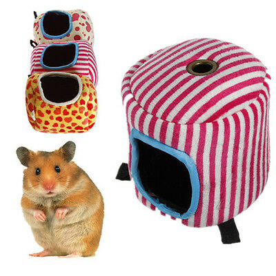 [NEW] Hammock For Rat Hamster Rabbit Squirrel Hanging Bed Toy House
