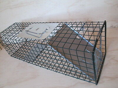 Small Possum trap cage style
