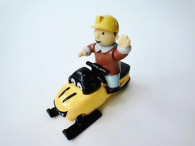Bob The Builder Bob with Scoot Metal Toy Car Buy 3 Get 1 Free New Loose