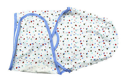 Summer Swaddle Me 100%Cotton Easy Wrap Swaddle Size From Newborn-four months