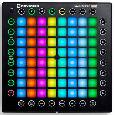 Novation Launchpad PRO Ableton/MIDI Controller w/ Live 9: Brand new for 2015