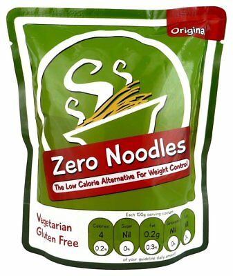 Zero Noodles - Konjac Shirataki Noodle 200g (Pack of 20)