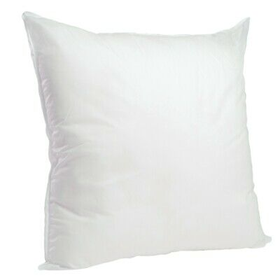 Foamily Square Euro Pillow Form Insert ALL SIZES Made In USA Pillow Forms Insert