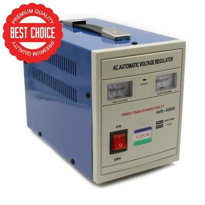 3000 Watt Step Down 220 to 110 Power Voltage Converter Transformer Stabilizer