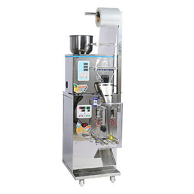 5-100g Automatic Weighing And Packaging Machine Filling Particles