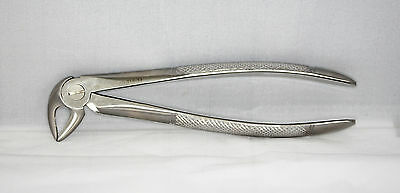 Dental Extraction Lower Root/Incisor Forceps Fig. 33