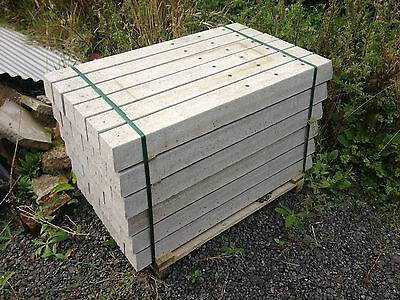 4ft (1200mm) x 4inch(100mm) x 3 inch(75mm) concrete godfathers/Repair spur
