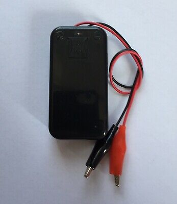 Lead Acid Battery Desulfator 12 Volts with alligator clips