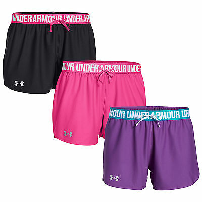 Under Armour Play Up Womens Exercise Fitness Short