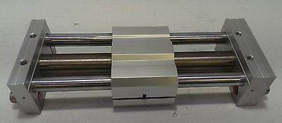 SMC NCY2S25H-0600 Cyl Cylinder Rodless Slider NCY2S Guided Cylinder 25mm NSOP