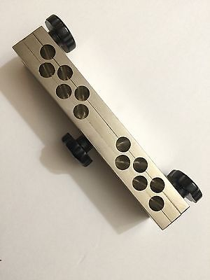 New Suppository Mold/Mould 12 Hole Cavity Extra Grip Heavy Duty