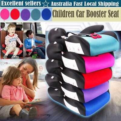 Safe Sturdy Baby Child Kid Toddler Children Car Booster Seat Fit For 3-12 Years