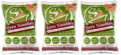 Zero Noodles - Shirataki Noodle 200g (Pack of 3)