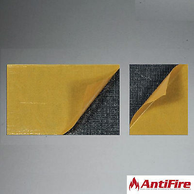Intumescent Gaskets For Single & Double Socket Dry Lining & Standard Metal Boxes