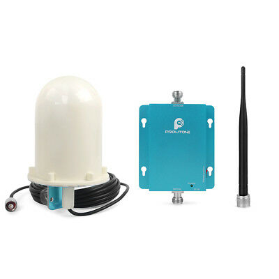 3G 850MHz Mobile Phone Signal Ampifier GSM Repeater+Antennas for Verizon AT&T