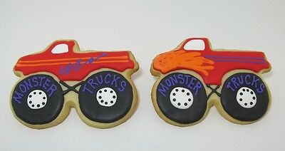 1 Monster Truck 5 In Cookie Cutter (Style 2)