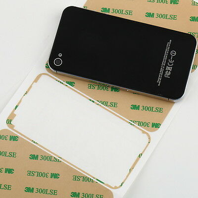 5pcs Full Size 3M Tape LCD Digitizer Adhesive Glue Sticker For iPod Touch 4th IG