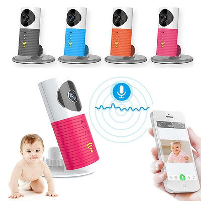 Wifi Wireless HD Video IP Camera Baby Monitor Infrared Night Vision 2-way Audio