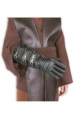 Anakin Skywalker Gauntlet Boys Child Glove Star Wars Halloween Costume Accessory