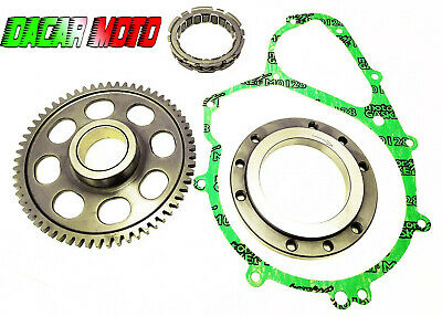 KIT RUOTA LIBERA APRILIA PEGASO 650 IE 2000 2001 2002 2003 2004 2005 + guarniz.