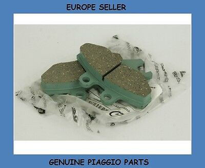 Piaggio Beverly 250 2005 - On ( All Models ) Genuine Front Brake Pads 647078