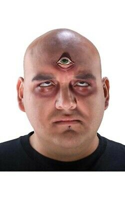 Theatrical Special Effect Third Eye Latex Halloween Accessory