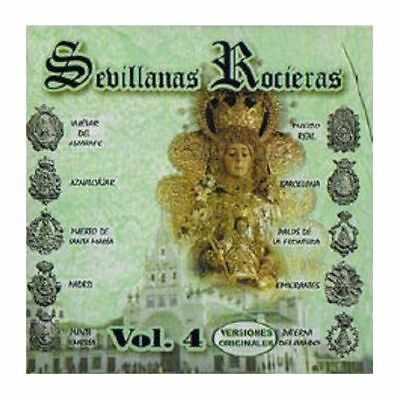 Sevillanas Rocieras - Vol. 4 [Cd]
