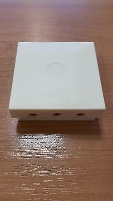 BT16A External Cable Connection Joint Box CREAM 16a +8 x 2 Wire Jelly Crimps inc