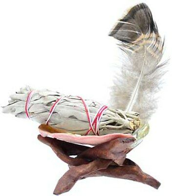 White Sage Kit smudge Witchcraft Ritual Supply