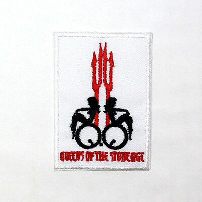 Queens Of The Stone Age Heavy Metal Rock collectible Jacket Shirt Iron on patch