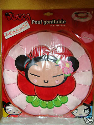 Pouf Gonflable Pucca Neuf