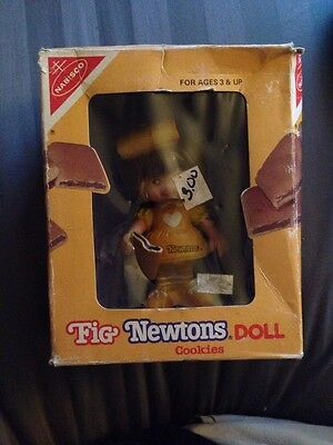 Fig Newtons Doll