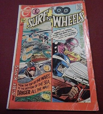 Surf N' Wheels Vol 2 #6  : 1970 :   Not Graded