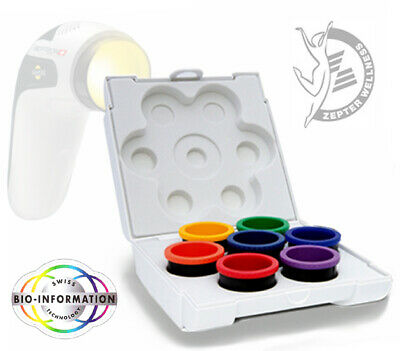Bioptron YouThron® Colour Therapy Set-For the YouTHron/Medall-SOLD SEPARATELY