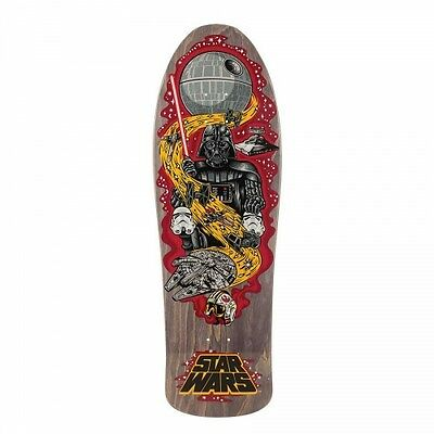 Santa Cruz Star Wars Vader Neptune Black Skate Deck