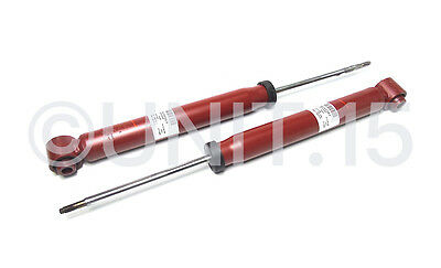 2 x Genuine Audi A4 B7 04-08 S-Line Sports Suspension Rear Shock Absorber Pair