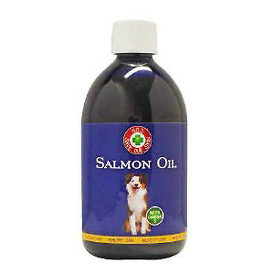 Fish 4 Dogs Salmon Oil 100ml
