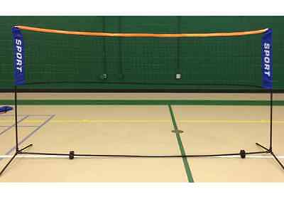 Portable Sports net for badminton,vollyball, tennis - free shipping