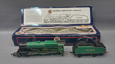 Bachmann Maunsell Lord Nelson Class 4-6-0 Sir Martin Frobisher Malachite Green