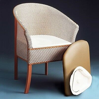 Deluxe Commode Chair Discreet Portable Toilet Padded Seat - Vat Exempt