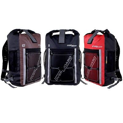 OverBoard Pro-Sports 30L Litre Waterproof Bag Backpack Rucksack Bike Cycling