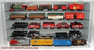 Train 15-HO Display Case