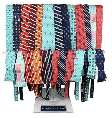 Simply Southern Preppy Neck Ties For Men & Women 10 Patterns