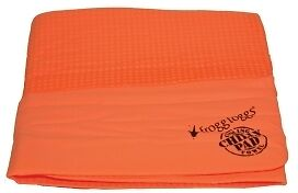 Frogg Toggs Chilly Pad Cooling Towel w/Storage Container - ORANGE (CP100-46)