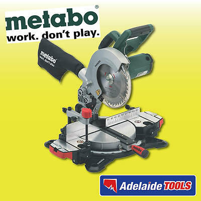 Metabo 1350 Watt 216mm Compound Mitre Saw - KS 216