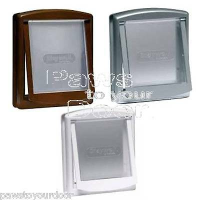 Staywell Petsafe 740 / 755 / 757 pet door 2 way locking medium dog cat flap