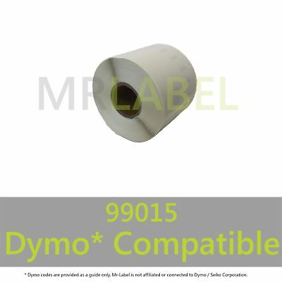 Dymo 99015 Compatible Roll Labels - FAST FREE UK SHIPPING - Multi Roll Discount