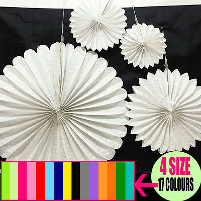 honeycomb fan tissue paper pompoms party wedding supplies baby room decoration