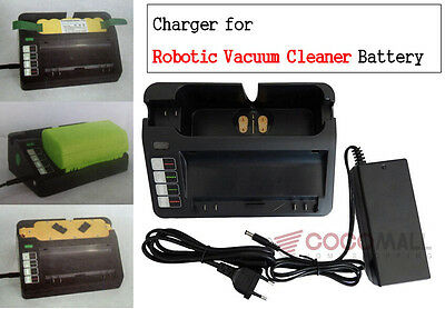 Universal Charger for Robotic Vacuum Cleaner batteries  Scooba 5800 5900 5910